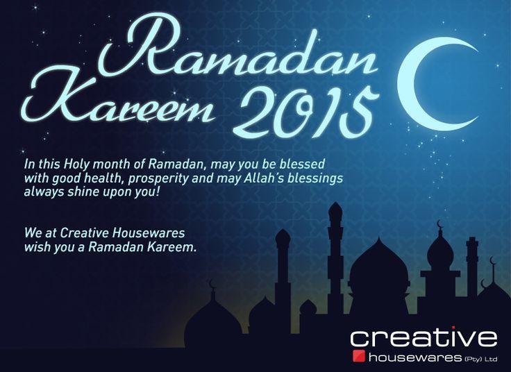 Ramadan Kareem from Creative Housewares