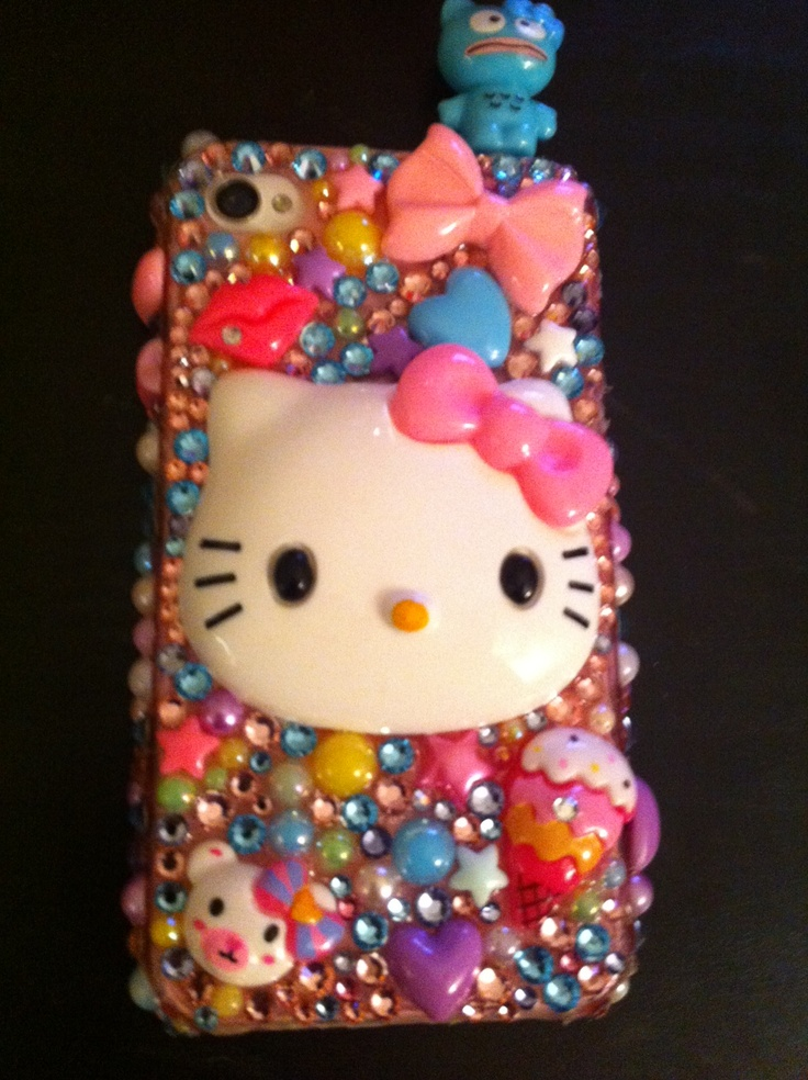 Made myself an iPhone 4S case
