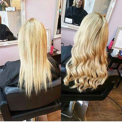 42 Best Belle Hair Extension Courses Images On Pinterest