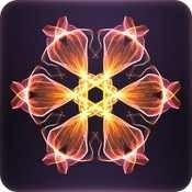 Grab Silk - Interactive Generative Art Free Here - http://appchasers.com/2014/01/06/grab-silk-interactive-generative-art-free-here/