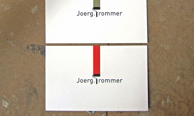 JÖRG TROMMER - njustudio