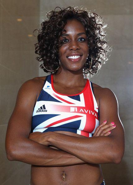 Tiffany Porter - 100 Metre Hurdles - Great Britain, European Champion 2014