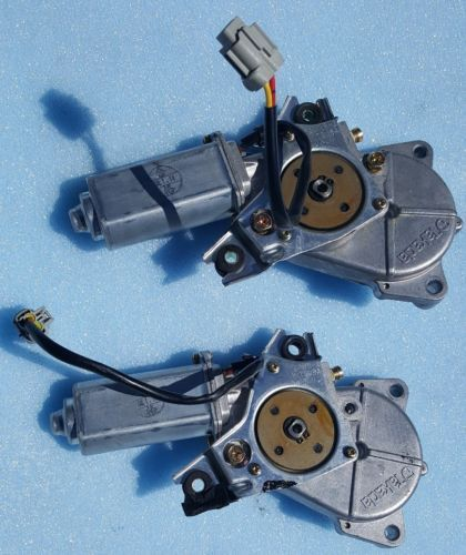 04-08 Nissan 350Z Roadster Convertible Top Lift Side Motor Motors Set 40k miles