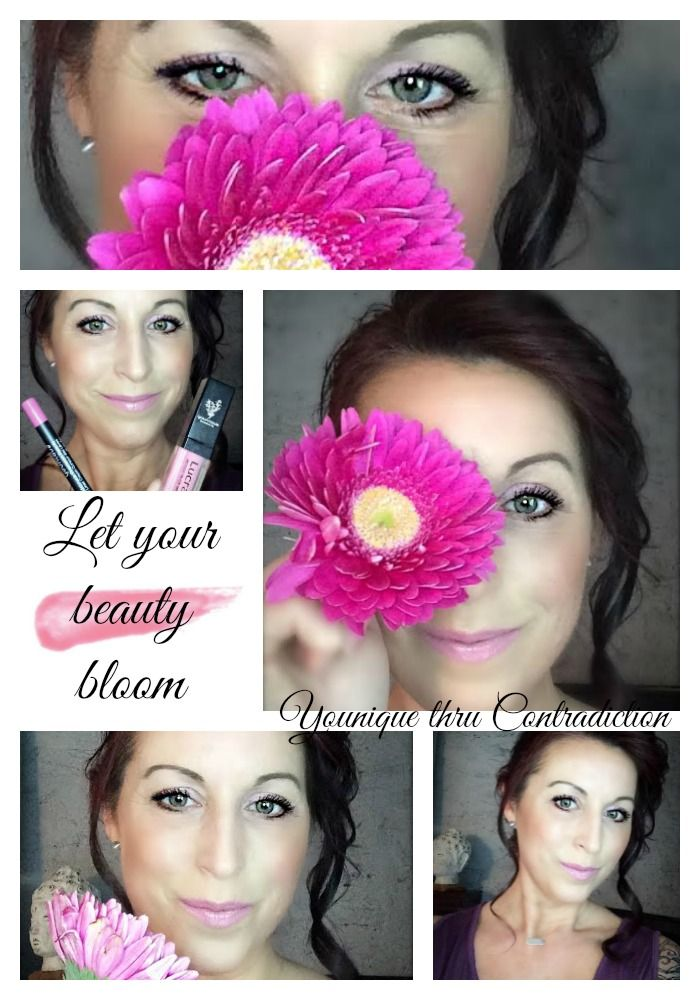 Let your beauty bloom with Younique products, ranging from Luminizers, Foundations, beautiful eye palettes and luscious lip shades! Come visit me on Facebook at https://www.facebook.com/Younique-thru-Contradiction-1616190955274494/