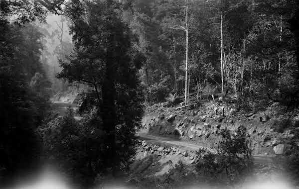 1938 Acheron Way, Upper Yarra. VicRoads Centenary 1913-2013.