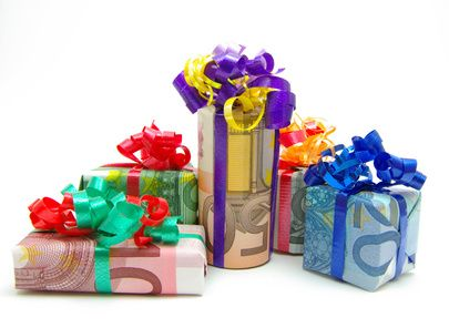 Geldgeschenke kreativ verpacken