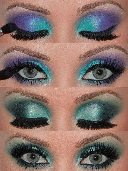 Best 25+ Crazy Eye Makeup Ideas On Pinterest