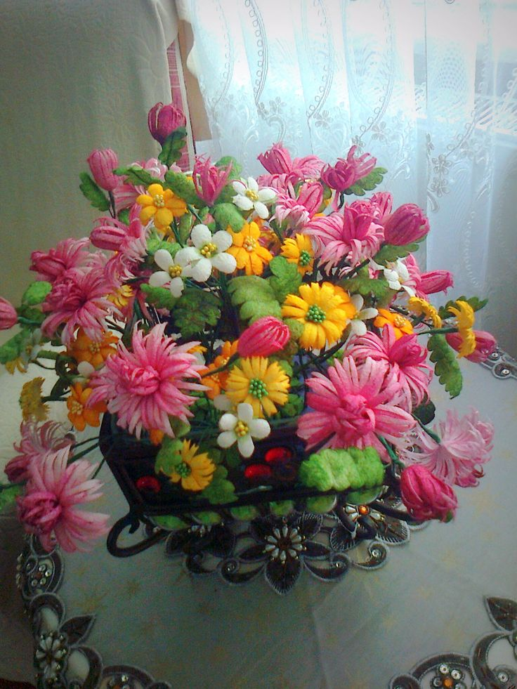 koza çiçekleri