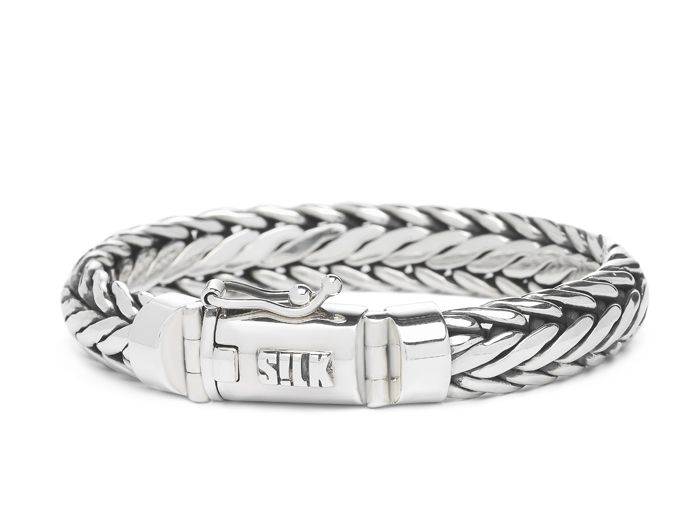 Zilveren armband Shiva 379 SILK