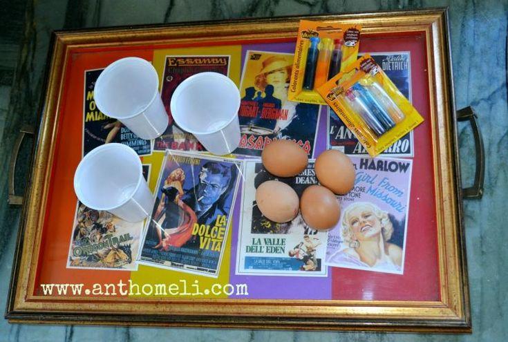 Πασχαλινά αυγά βαμμένα με εναλλακτικούς τρόπους (β' μέρος) - Anthomeli