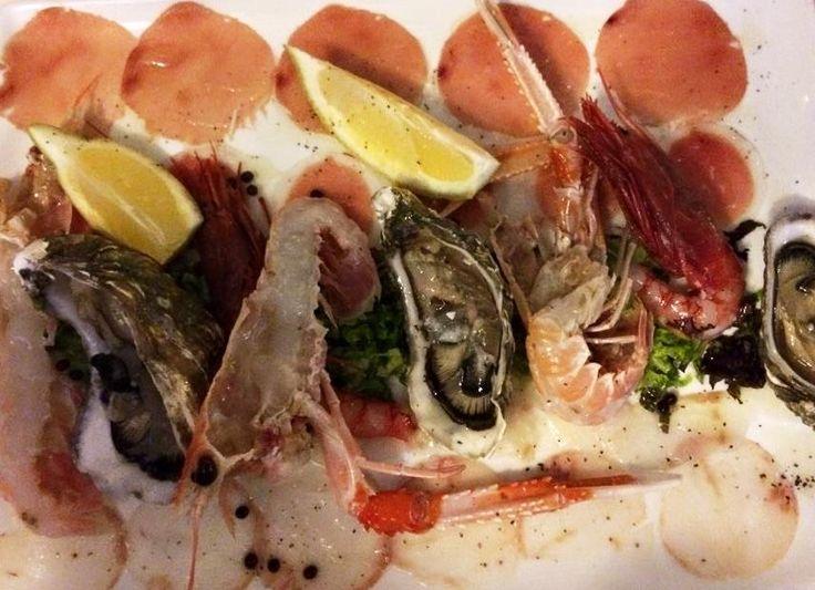 Crudi di pesce