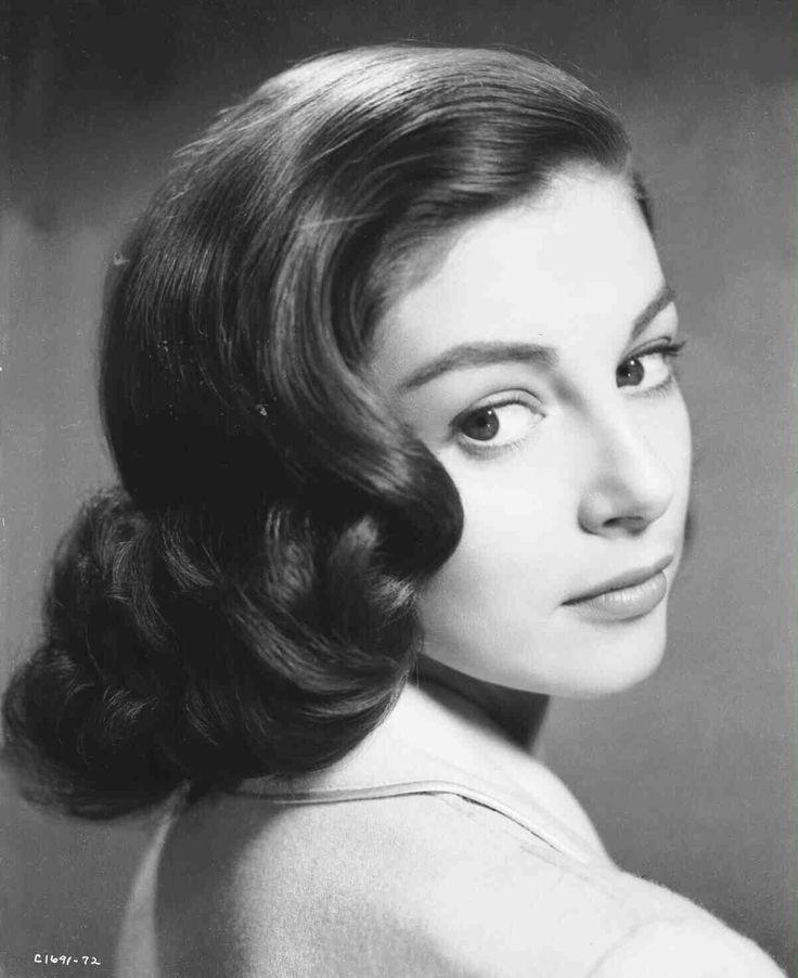 1950s hair makeup
