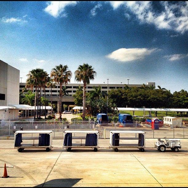Palm Beach International Airport (PBI) in West Palm Beach, FL