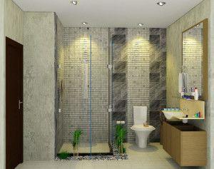 cool Minimalist bathroom design