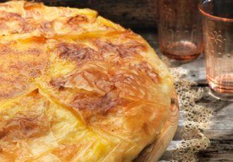 Παραδοσιακή γαλατόπιτα Μάνης-featured_image