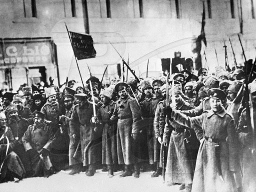causes for and consequences from the russian bolshevik revolution of 1917 The russian revolutions: the impact and  was the ussr an aberration from or a consequence of russian  suggest that the bolshevik revolution in 1917.
