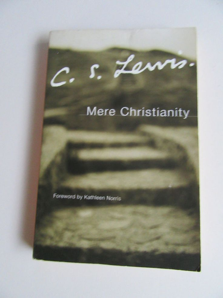 mere christianity Shop for mere christianity and much more everything christian for less.