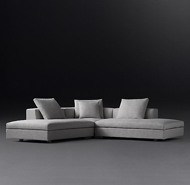Magnus Open L Sectional In 2020 Danish Style Design Home Decor
