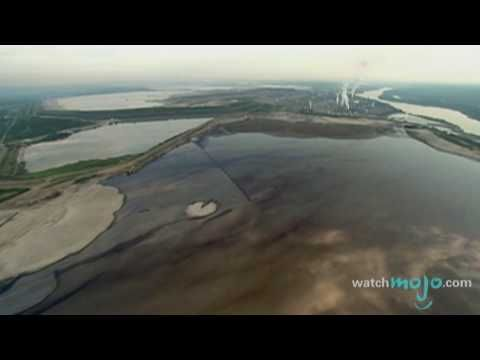 Good visuals inside the video YouTube story of the oil sands. Alberta, A Sense of the Land.
