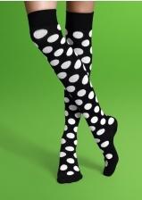 Polka dots #happysocks