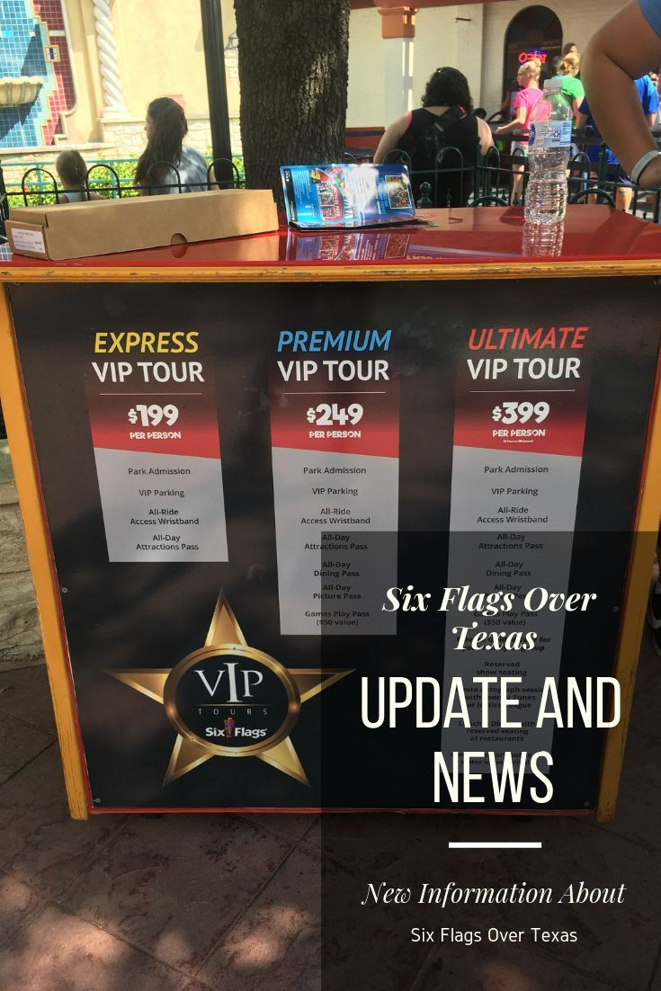 Six Flags Over Texas Update And News Odysseys With Love Six Flags Over Texas Texas Six Flags