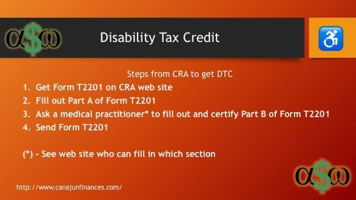 Notice Of Determination On Disability Tax Credit Canadian Personal Finance Blog Disability Tax Credit Personal Finance Blogs Tax Credits Application Letter Template