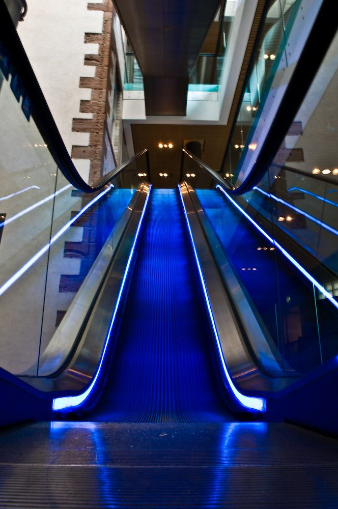 Escalator Lighting
