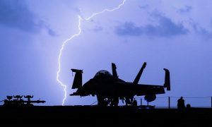 http://ussanews.com/News1/2017/12/27/military-photo-of-the-day-lightning-strikes-near-the-uss-theodore-roosevelt/