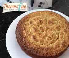 Thermomix Flourless, Butterless Orange Cake - ThermoFun