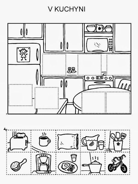 (2015-02) Hvad hører til i køkkenet?