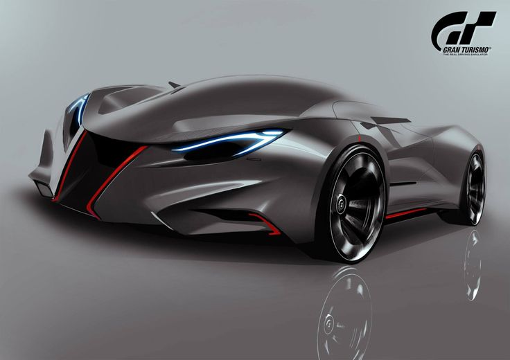 Vision GT by Wosk Lee.
