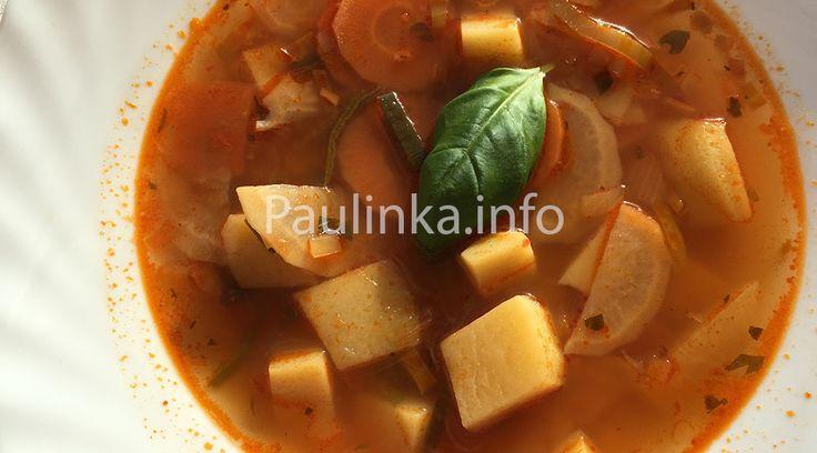 #Awesome #potato #soup - #Slovak cuisine - #Slovakia