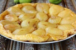 Тарт татен с грушами - Рецепты. Кулинарные рецепты блюд с фото - рецепты салатов, первые и вторые блюда, рецепты выпечки, десерты и закуски - IVONA - bigmir)net - IVONA bigmir)net