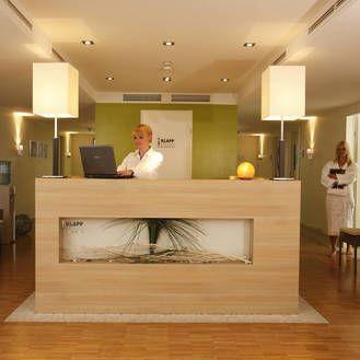 Wellnessabteilung im H+ Hotel Salzburg