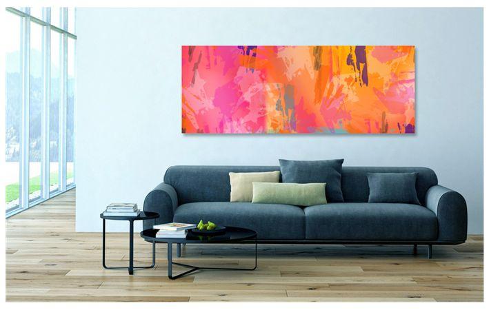Makers Lane :: Summer Relief - Abstract Artwork Custom Made, Bespoke artwork made in Australia.