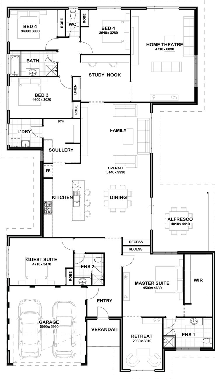 1792 best plans maisons idees images on pinterest house floor floorplan