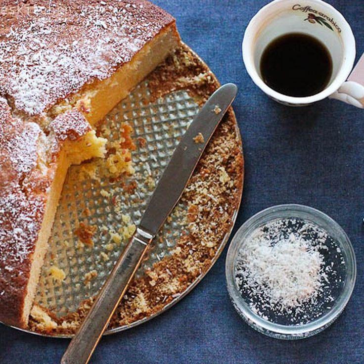 Brandy-Orange New Year's Cake (Vasilopita) recipe on Food52