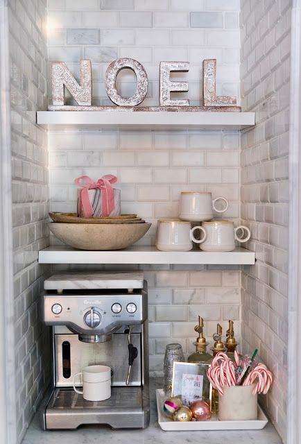 Christmas decorating ideas for the kitchen \