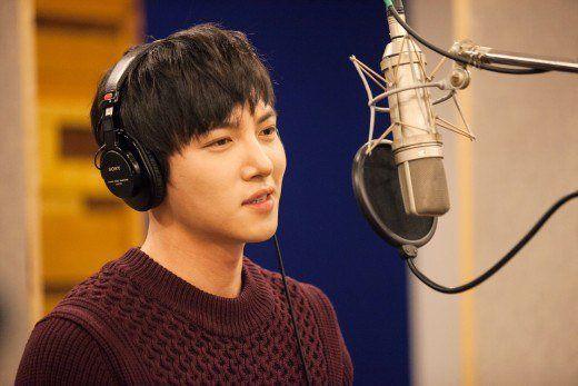 #JiChangWook Records Ballad for #Healer OST