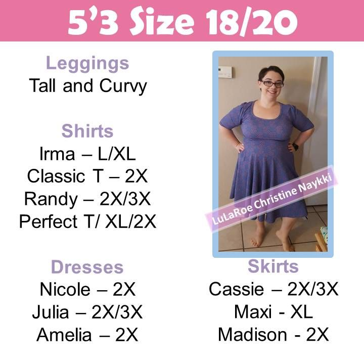 LuLaRoe Nicole A-line dress on a plus size lady (size 18/20)