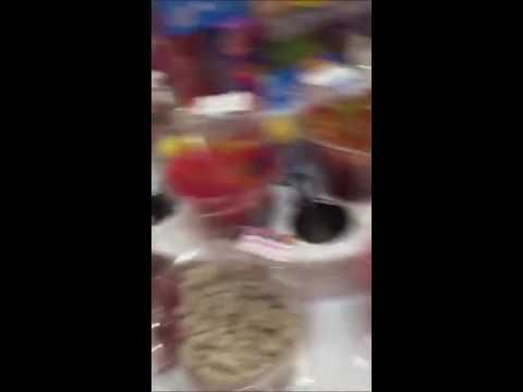 highlights reel of Deedee Magno & Michaela Dietz at a candy store - YouTube