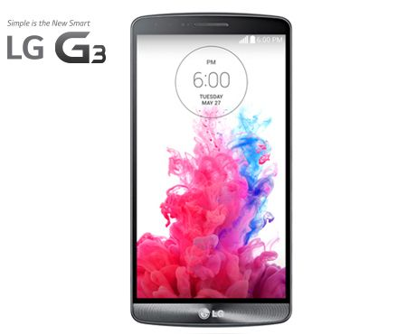 LG G3 Deal: Price Discounts at Verizon and Others