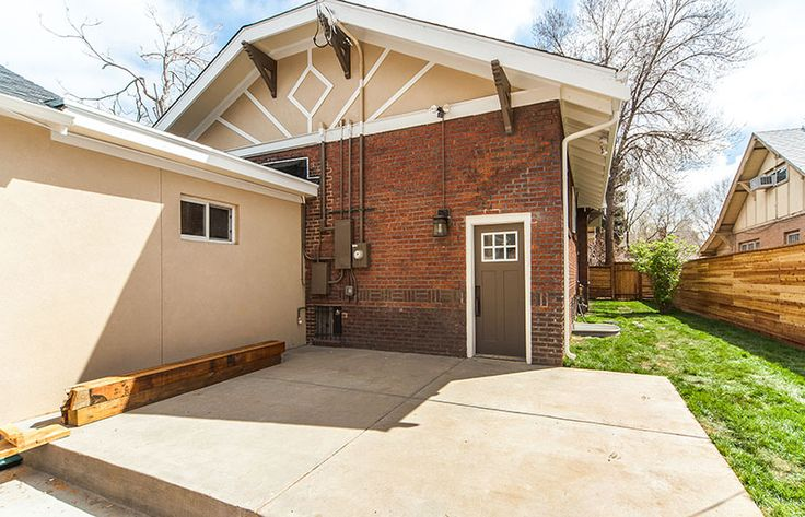 Contemporary comfort and a convenient location will help you fall in love with this completely remodeled six bedroom, 4.5 bath, 4,251 square foot Bungalow nestled along a tree-lined street in Denver's well-established Congress Park neighborhood. Offered at $1,099,000