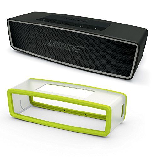 bose bluetooth speakers amazon. bose soundlink mini bluetooth speaker ii carbon bundle w energy green soft cover * see this speakers amazon