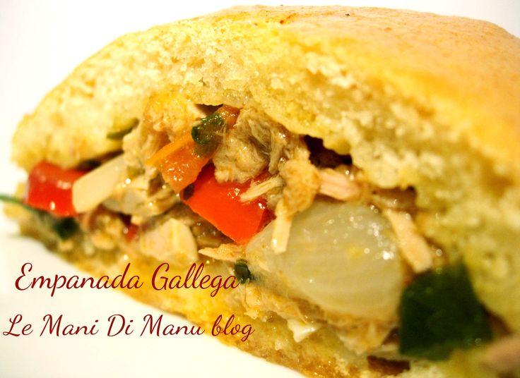 empanada gallega ricetta tipica spagnola le mani di manu
