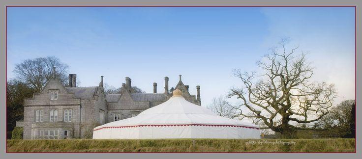 LPM Bohemia Pavilion in the winter