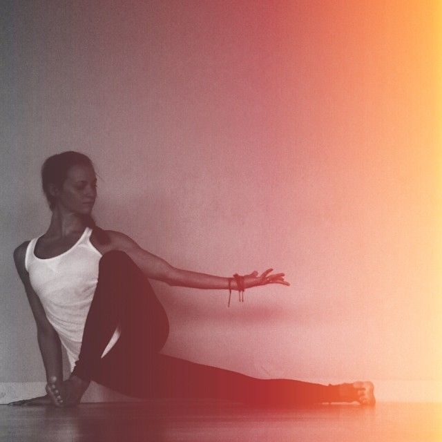 Yin yoga sequences - get your connective tissues in order.