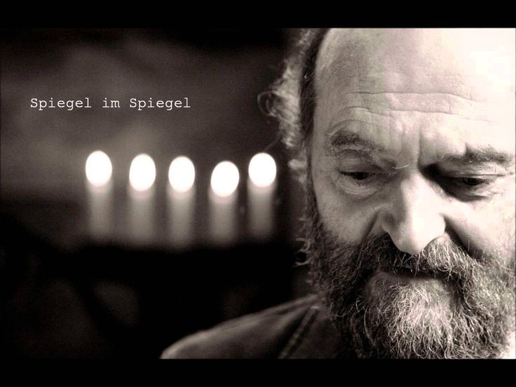 """Arvo Pärt : Spiegel im Spiegel (1978) (Version for Violin and Organ)......""""Life is a mirror and will reflect back to the thinker what he thinks into it."""" - Ernest Holmes"""