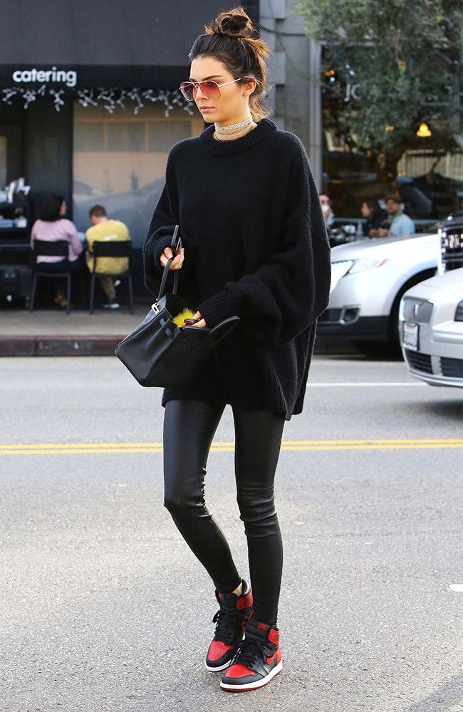 The #1 Kendall Jenner Outfit for Lazy Girls Who Want to Look Cute via @WhoWhatWear