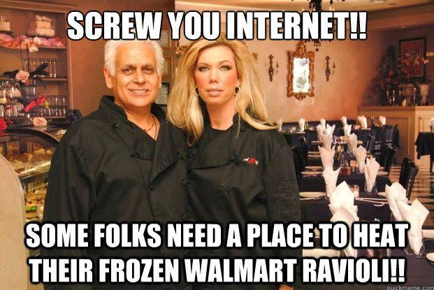 Amys Baking Company Chef Gordon Ramsay Kitchen Nightmares Meme